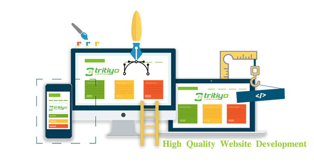 Website design and development service for your startup