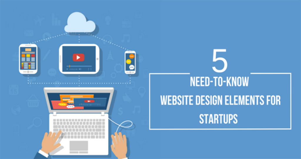 5 Essential Elements of Modern Website Design Every Startup Should Know